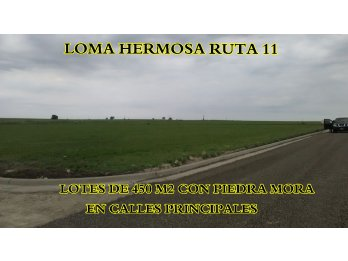 URBANIZACIÓN LOMA HERMOSA RUTA KM 23