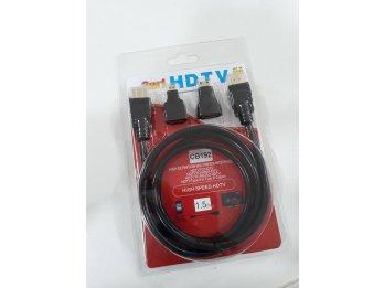 HDMI 3 EN 1 CABLE
