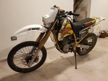 Suzuki DR 250 R