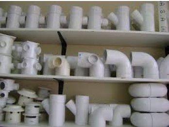 ACCESORIOS PVC PARA AGUA/CLOACA