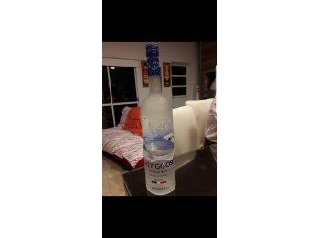 Vodka Grey Goose 1 litro (Paraná)