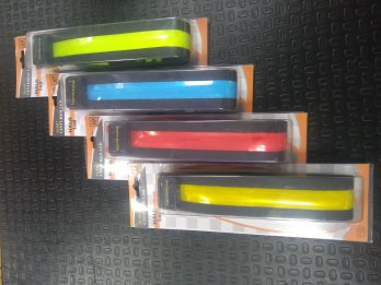CINTURONES LED COLOR
