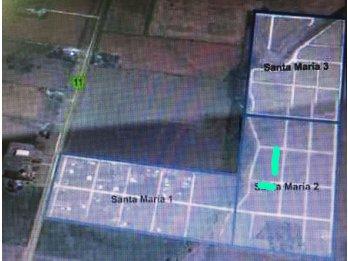 Vendo Terreno Santa Maria Colonia Ensayo 15x30 Listo para co