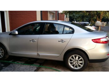 Renault Fluence Luxe Pack