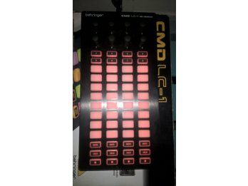 Controlador Dj Behringer Cmd Lc1 Midi Usb 32 Pads