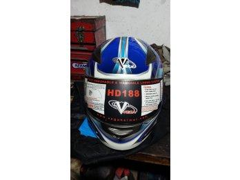 Vendo casco integral para moto