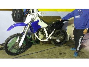 Yamaha 125cc yz