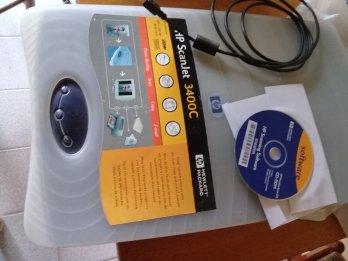 Scanner HP ScanJet 3400C