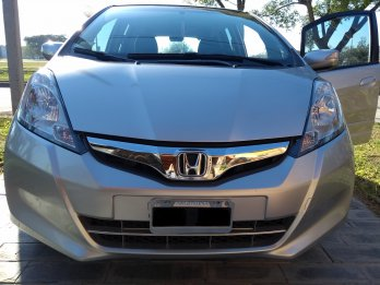 Vendo Honda Fit 2013 1.5 Ex,,120cv...1ra mano, flamante