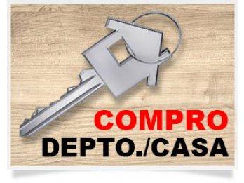 COMPRO A DUEÑO  CASA  DPTO  O  QUINTA  HASTA  $ 1 MILLON