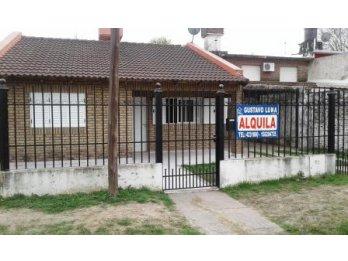 ALQUILO CASA 2 DORMITORIOS Z/PARACAO