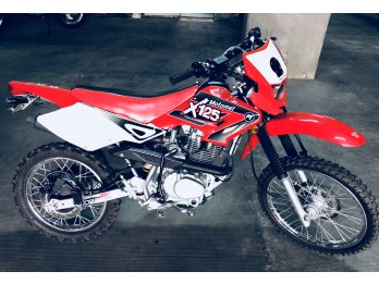 Motomel 125 X3M - 2014 IMPECABLE!!