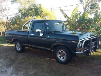 Vendo Ford F100 V8 (gnc)