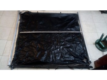 cobertor de caja para chevrolet s-10 o similar