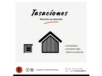 TASACIONES EN 24 HORAS