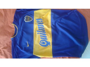 Camiseta ORIGINAL Boca Juniors año 2000