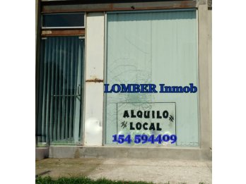 Local Comercial Alte, Brown 1400 LOMBER Alquila