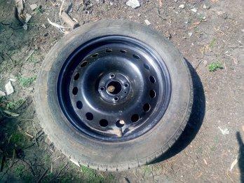 Sandero rueda completa