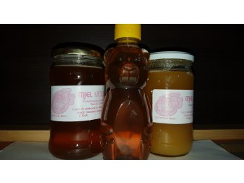 Miel pura de abeja