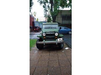 vendo ó  permuto jeep estanciera