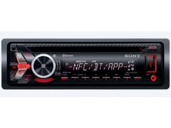 Stereo Sony con bluetooth + Parlantes Kenwood