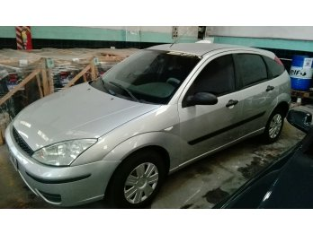 Vendo Ford Focus Ambiente 2007.
