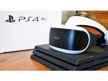 Vendo Playstation 4 PRO con PS VR Bundle