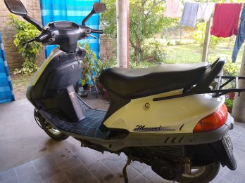 Scooter Honda Marvel 100cc - 18.300kms