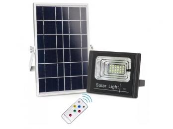 Reflector 20w con panel solar