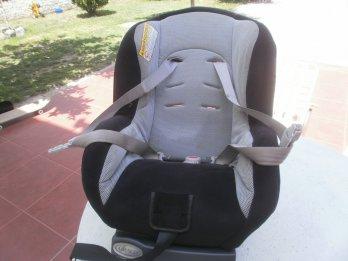 vendo silla GRACO para auto