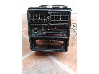 Consola Calefacción Fiat Duna o Uno Mod. 94 - Tasas