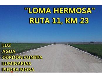 LIQUIDO TERRENO EN LOMA HERMOSA  (PARTICULAR)