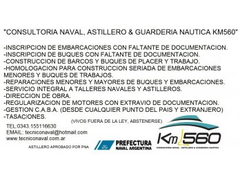 Inscripción. Técnico Naval