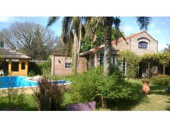 QUINTA RESIDENCIAL: casa de verano vintage