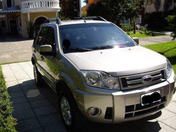 vendo Ford Ecosport 2011 XLT 2.0 16v Plus Cuero,,IMPECABLE