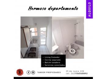 ALQUILO DPTO. 2 DORMITORIOS - MORENO Y SALTA