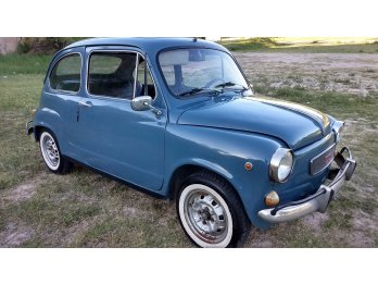 Vendo Fiat 600R 74