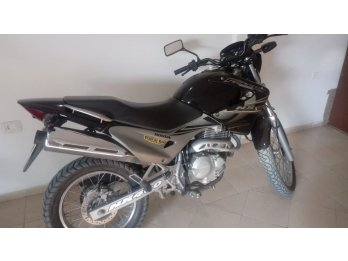 Vendo Honda Falcon, impecable !!