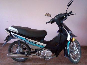 Motomel Blitz 110cc con 992km