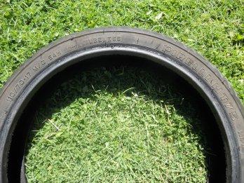 Cubierta moto delantera Pirelli MT75 110/70/17