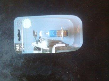 Lámpara Philips M5 35/35w Blue Vision. Para Smash/Blitz/Trip
