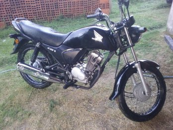Vendo Honda CB1 excelente estado. 3435049670