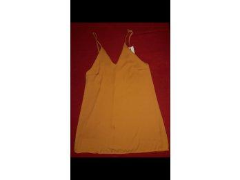 Vestido Corto - color mostaza NUEVO!!