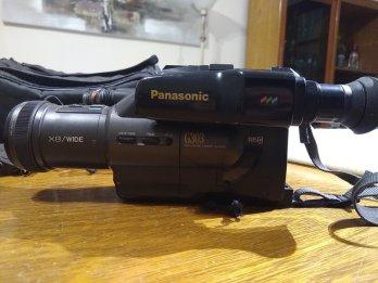 FILMADORA PANASONIC G303 + ACCESORIOS. MADE IN JAPAN
