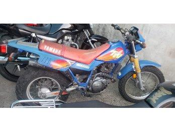 YAMAHA TW200 TW 200
