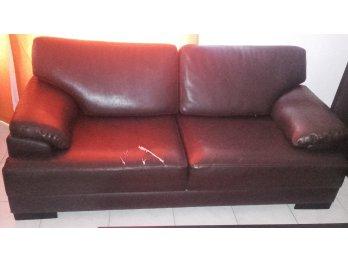 Vendo sofa living