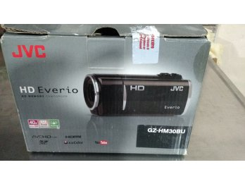 Vendo Filmadora jvc hd everio