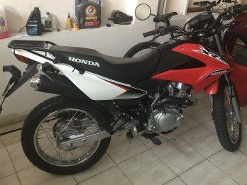 Honda XR 150 L impecable!!