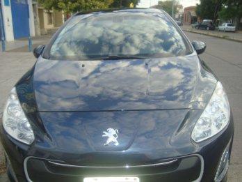 Peugeot 308 1.6 Allure Nav 2014