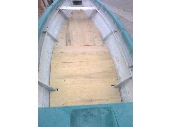 Canoa, Construcción y Reparación de embarcaciones. KM560